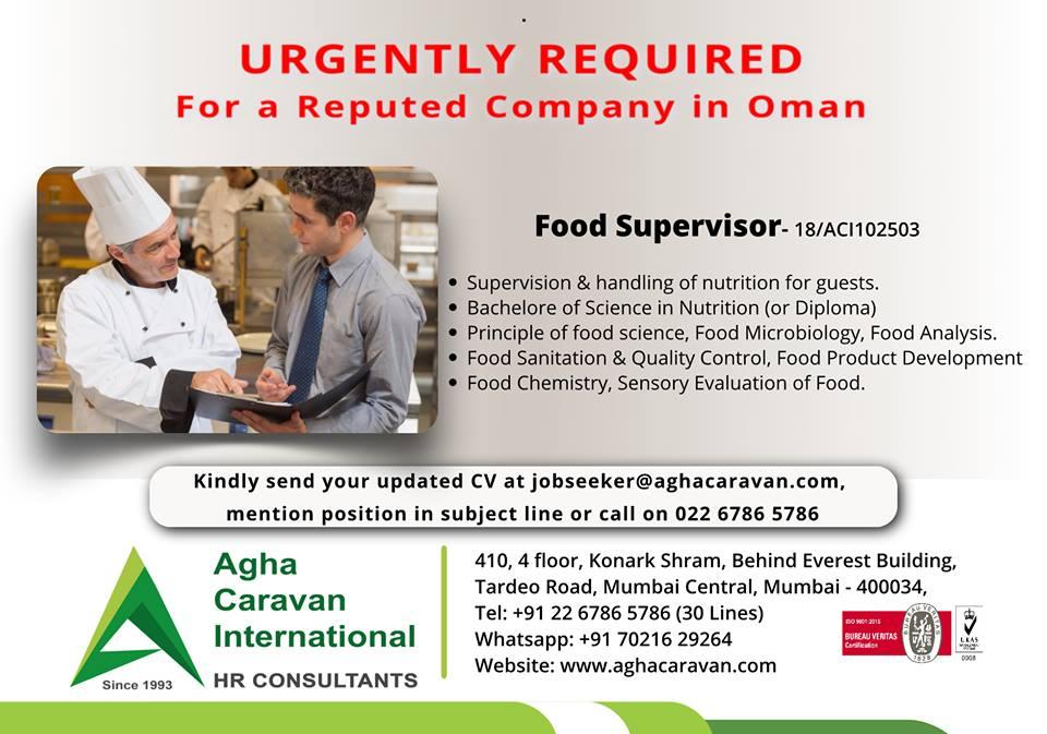 Food Company Oman
