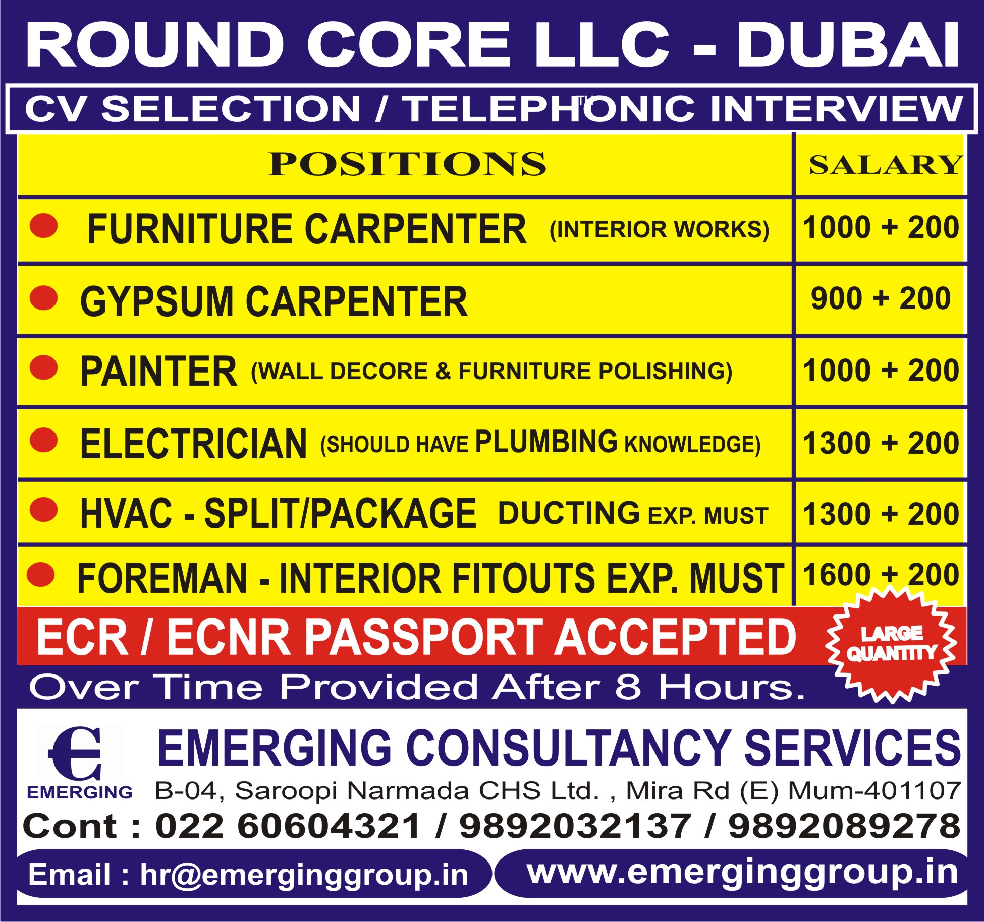 Carpenter Salary In Dubai - Collections Photos Carpenter