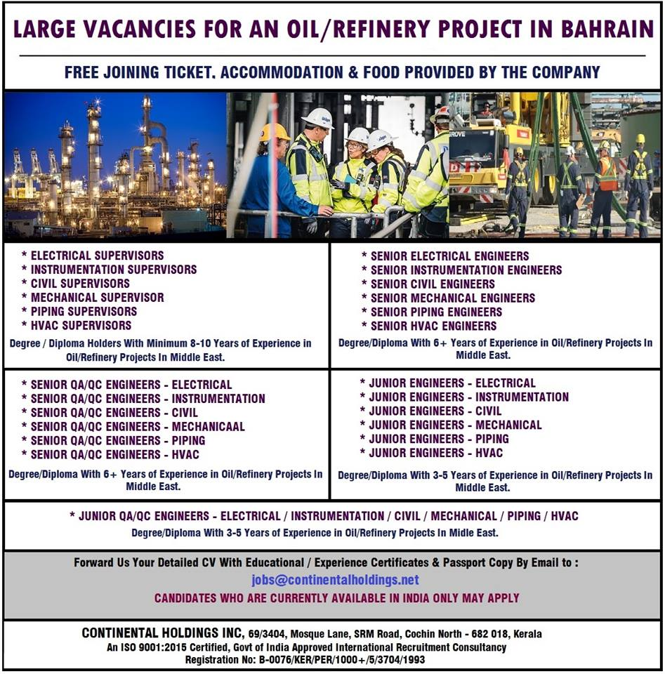 Piping supervisor jobs in uae